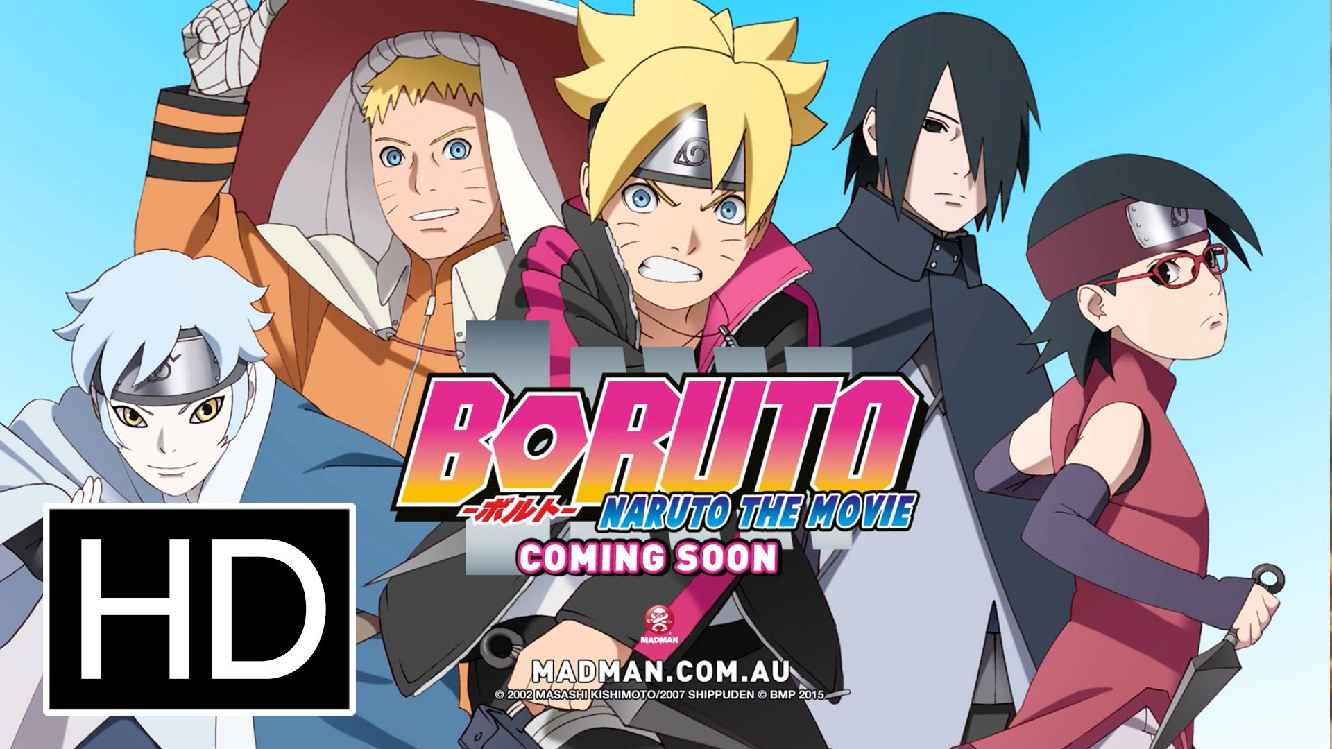 Download Boruto - Naruto the Movie (2015)