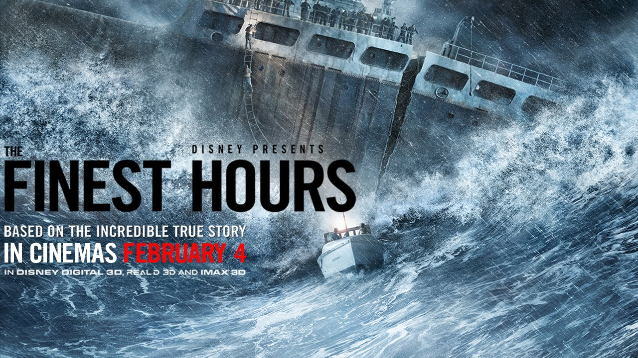 Download The Finest Hours (2016)