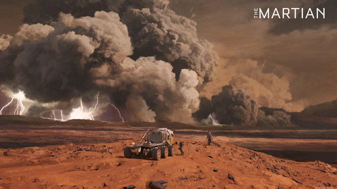 Download The Martian (2015) Bluray 720p