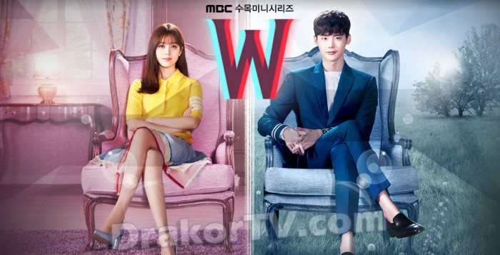 Download Drama Korea W - Two Worlds (더블유)